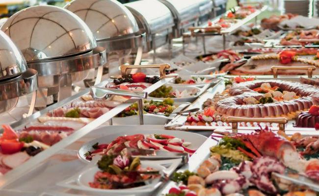 Evento con servicio de Catering significado