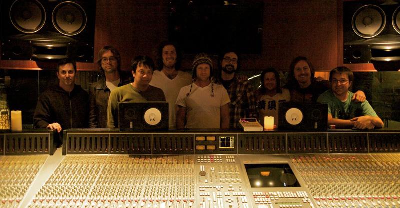 estudio de grabación musical