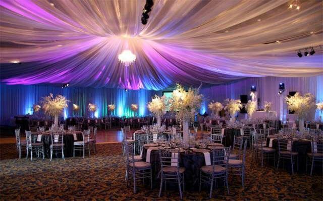 decoración de eventos en boda contratar