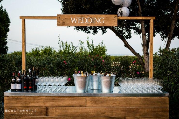 stand en decoración de eventos para bodas
