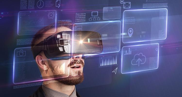 imagen alusiva a la realidad virtual qué es