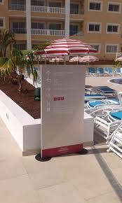 señalética en hotel