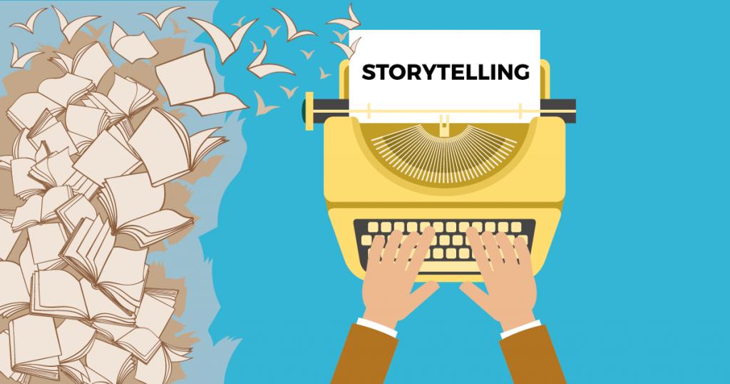 Imagen alusiva a los servicios de Storytelling