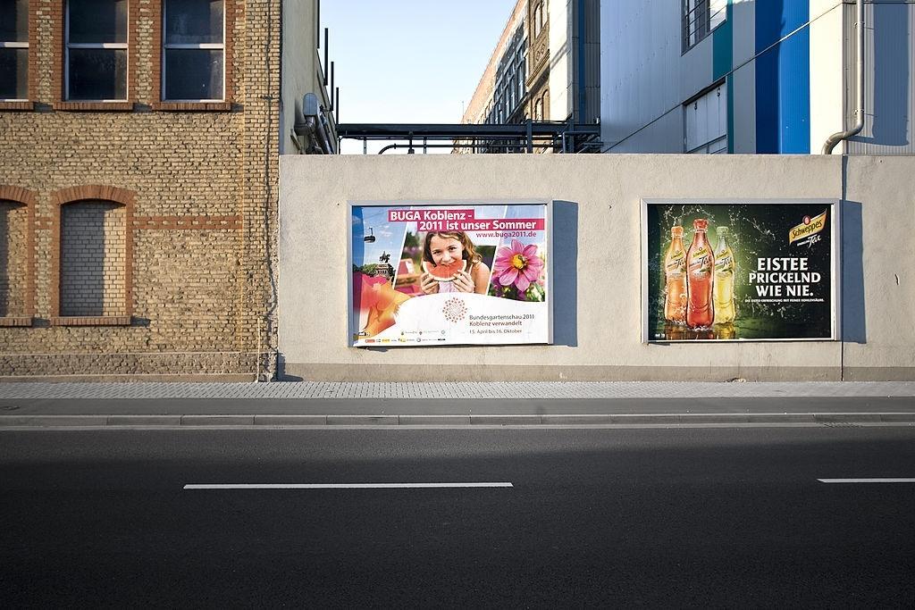 Servicio de publicidad exterior