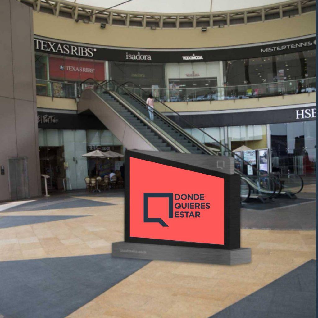 Publicidad Indoor