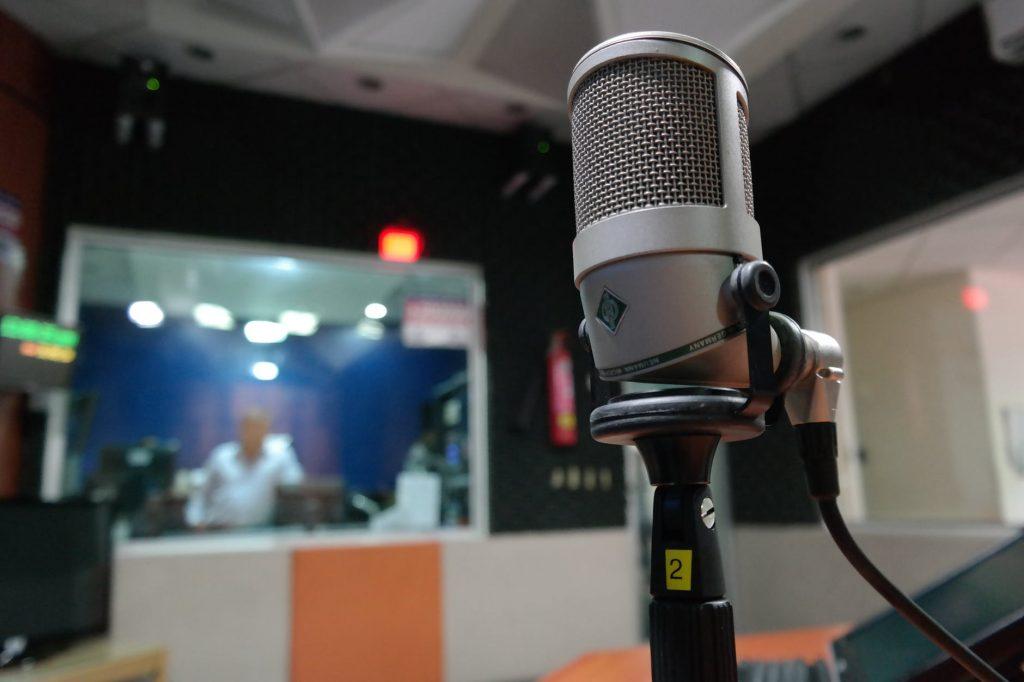 Casa de audio