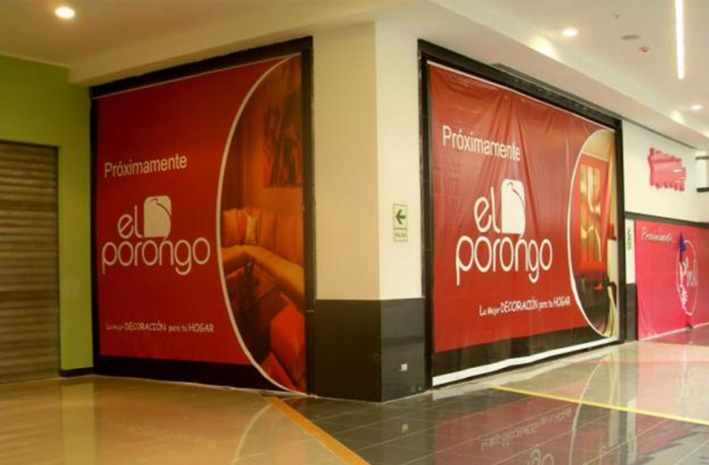 Servicio de Publicidad Indoor